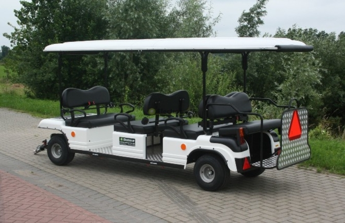 Melex Personentransport 148