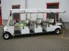 Club Car Villager elektrisch personenvervoer