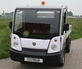 Nieuwe Goupil G5 - Heavy Quadricycle of the Year 2011