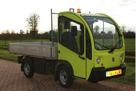 Occasion Goupil G4 elektrotruck