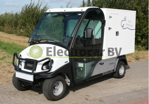 Club Car Electrocar koelwagen